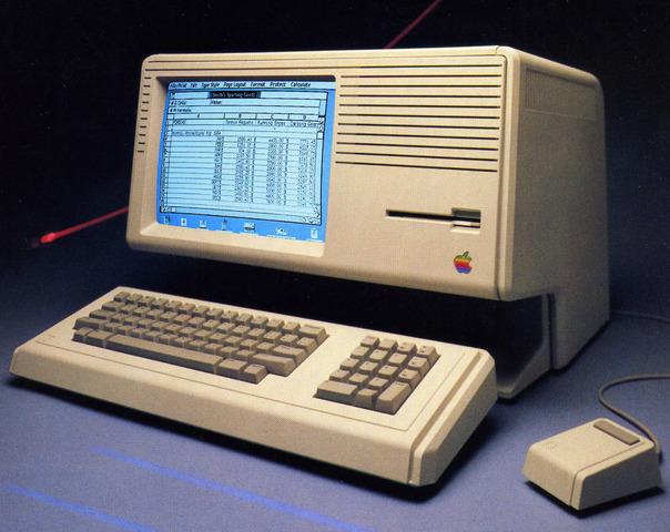 January 24: $2495 Macintosh and $3495 Lisa 2 introduced.