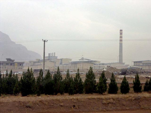 Iran resumes uranium processing