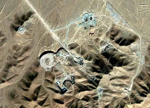 Iran informs IAEA of intention to build uranium enrichment plant