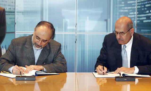 IAEA accuses Iran