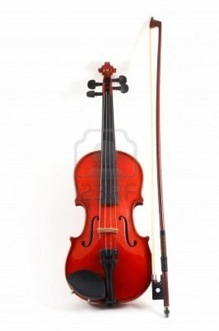 Started Playing Violin