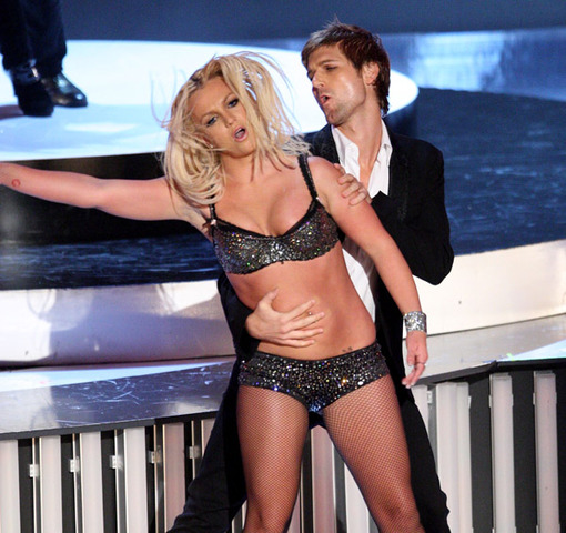 Drunk and Pudgy at the 2007 VMAs