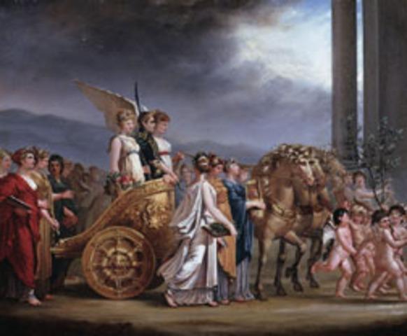 Napoleon Becomes First Consul of France