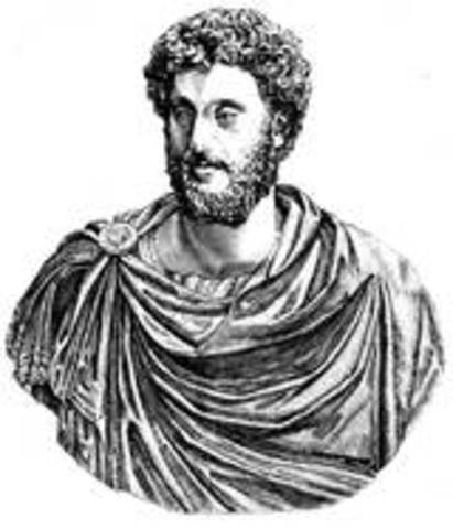 German Leader, Odoacer, ousted emperor of Rome 476 AD