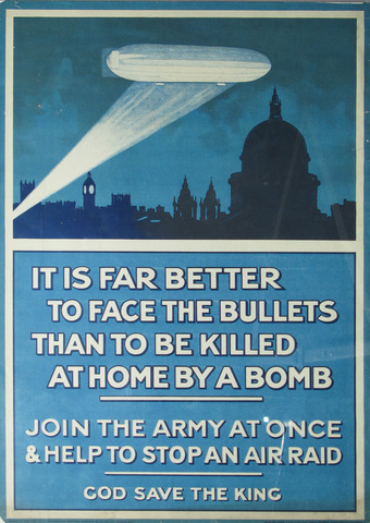 Zeppelin Raids