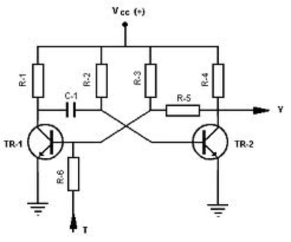 Circuito Multivibrador
