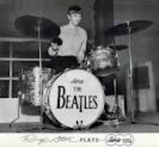 Ringo Starr was born Richard Starkey on 7 July 1940 at 9 Madryn Street.