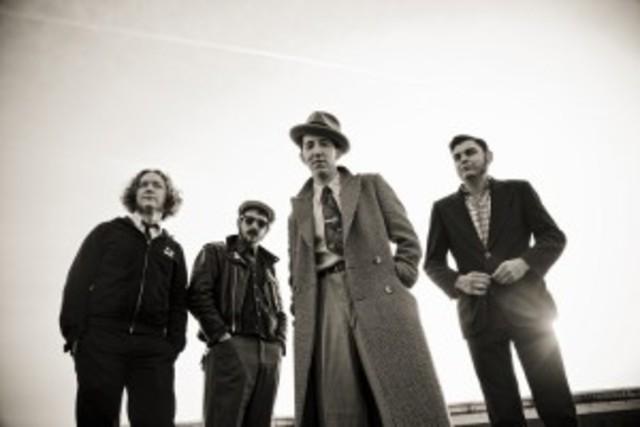 Pokey LaFarge & The South City Three