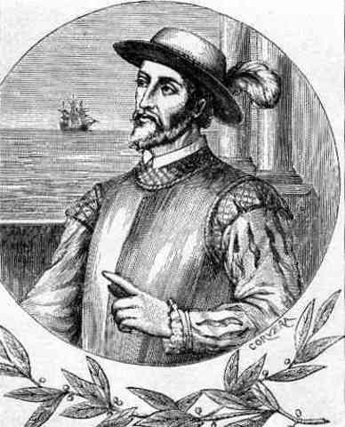 The First Spaniard to Set Foot in the United States of America
