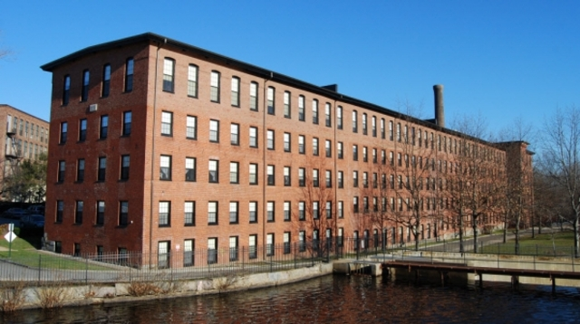 Lowell's first cotton mill