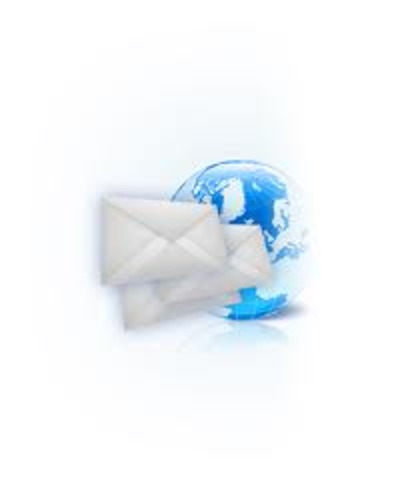 E-Mail is created