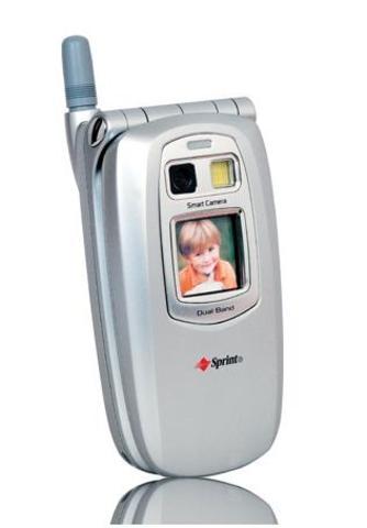 first cellphone camera