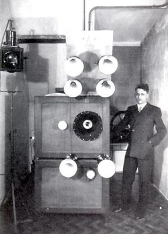 First TV Station
