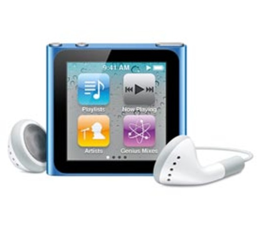 iPod Nano Sixth Generation