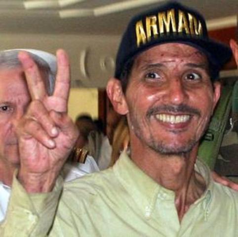 Secuestro de Fernando Araújo Perdomo