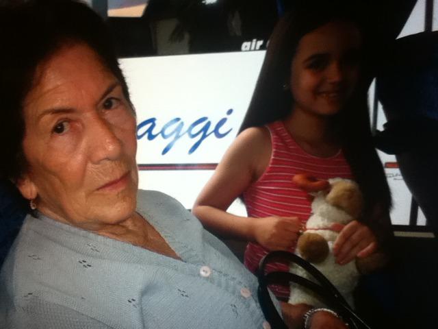 Avó de Gaby completa 85 anos