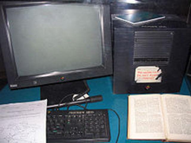 CREACION DEL NEXT COMPUTER