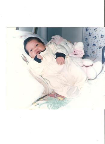 Nascimento da Amanda