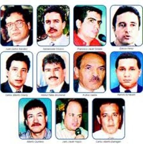 Secuestro de los 12 diputados del Valle del Cauca