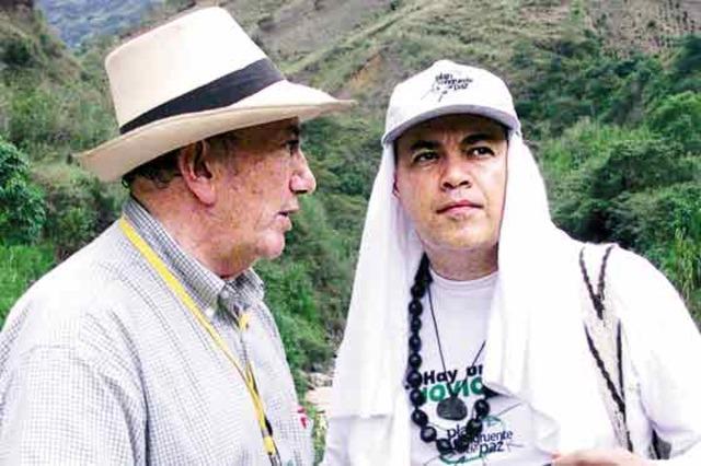 Secuestro de Guillermo Gaviria y Gilberto Echeverri
