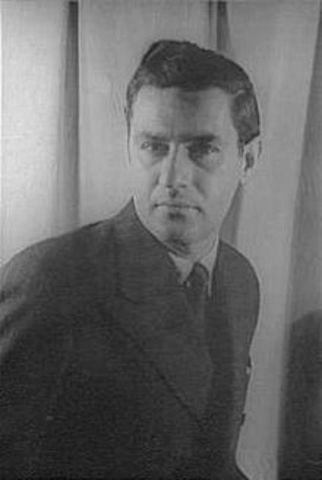 Gian Carlo Menotti born