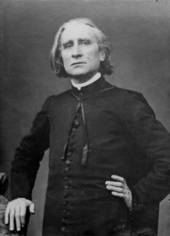 Franz Liszt born