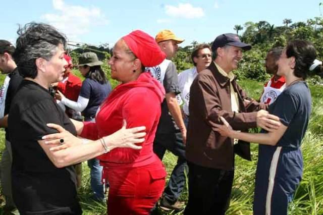 Liberación de Clara Rojas y Consuelo González