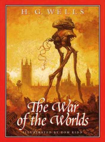 "h.g ""war of the worlds"""