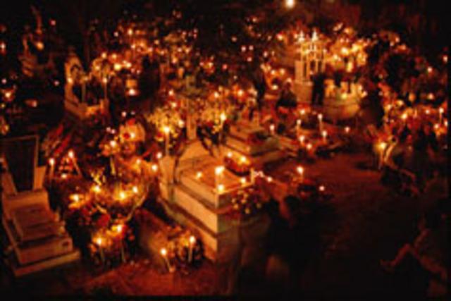 Dia del los fieles difuntos - 2 de noviembre