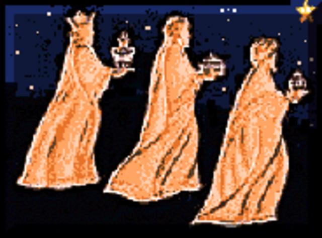 Dia de los Tres Reyes - 6 de enero