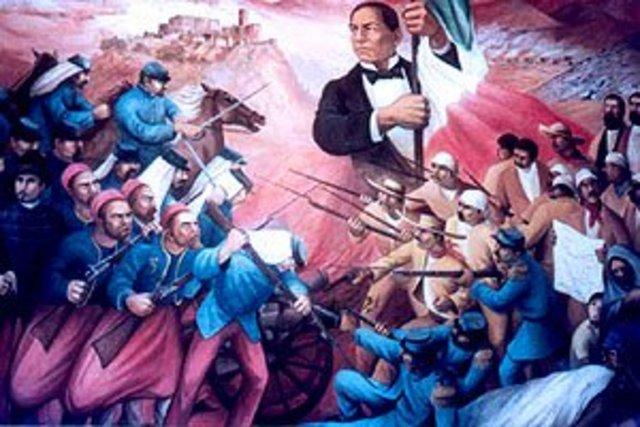 Dia de Benito Juarez 21 de marzo
