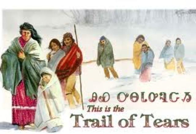 Trail of Tears