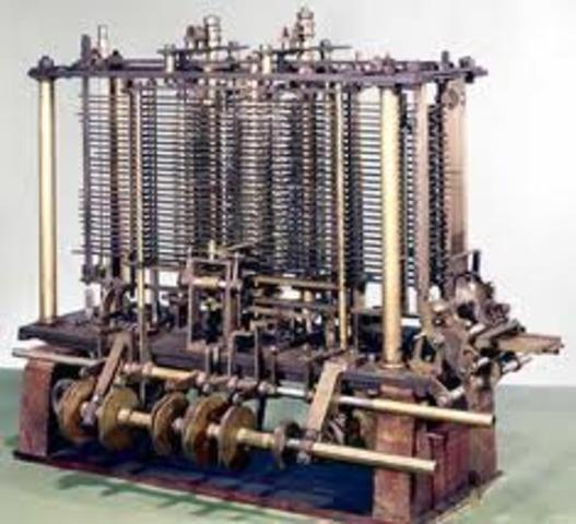 Invencion de la Calculadora mecanica