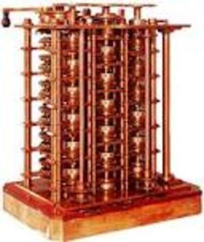 Invencion de la primera maquina de multiplicar