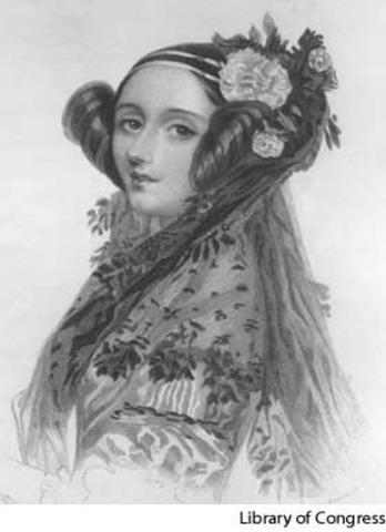 Lady Ada Augusta Lovelace