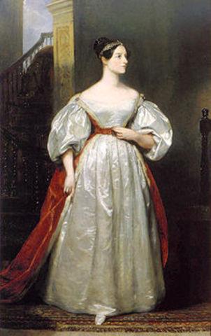 Lady Ada Augusta Love