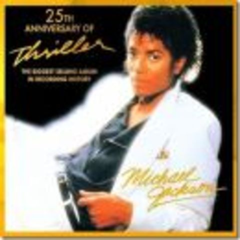 Thriller 25th Aniversary