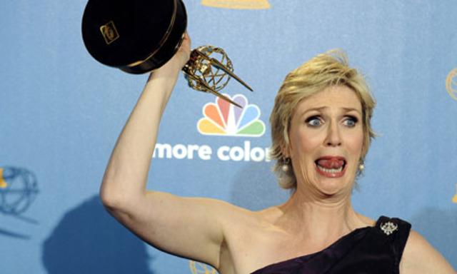 Glee was nominated for 12 primetime emmys