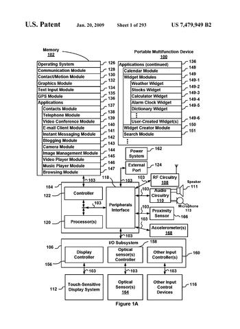 Heuristics patent granted