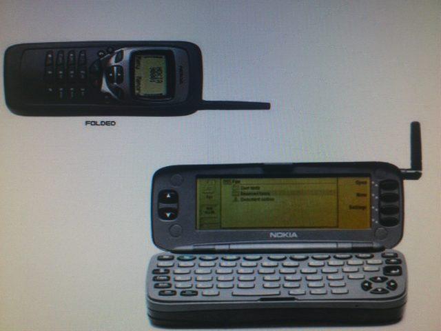 Nuevo diseño Nokia.