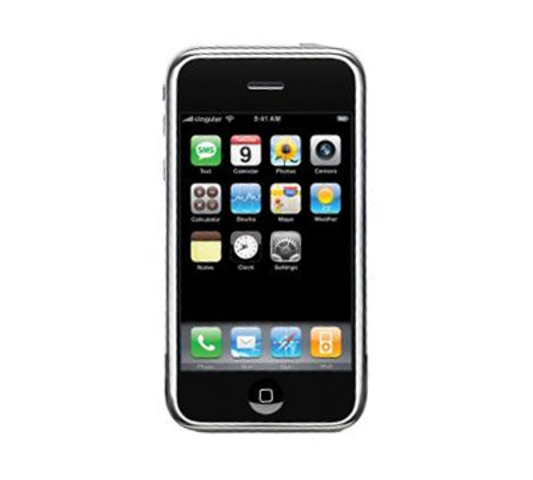 Llega Iphone.