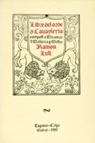 Llibre de Contemplació en Déu (Ramon Llull)
