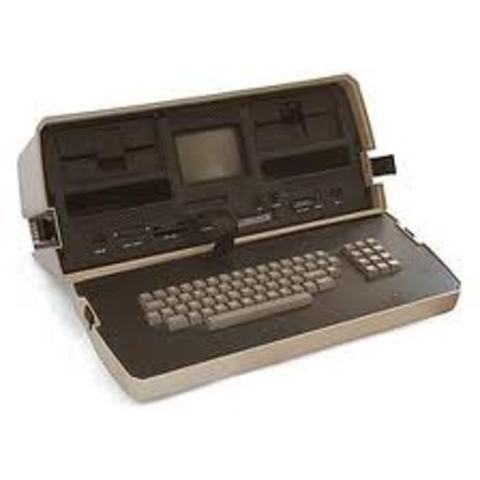 First Portable Computer