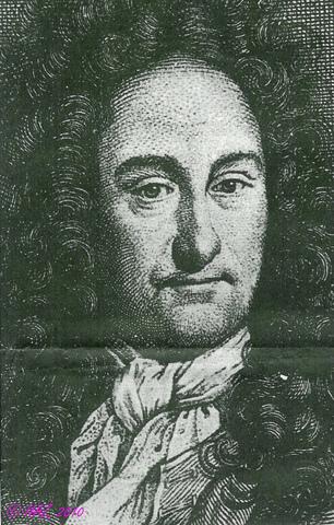 Gottfried Liebniz