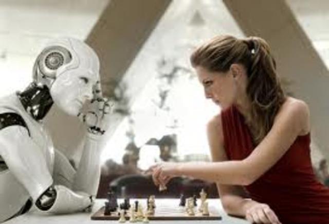 Primer jugador de ajedrez robotico