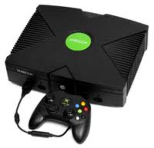 The XBOX is invented