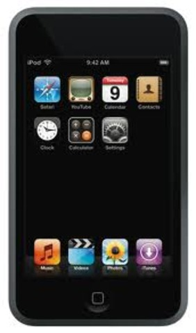 First iPod Touch