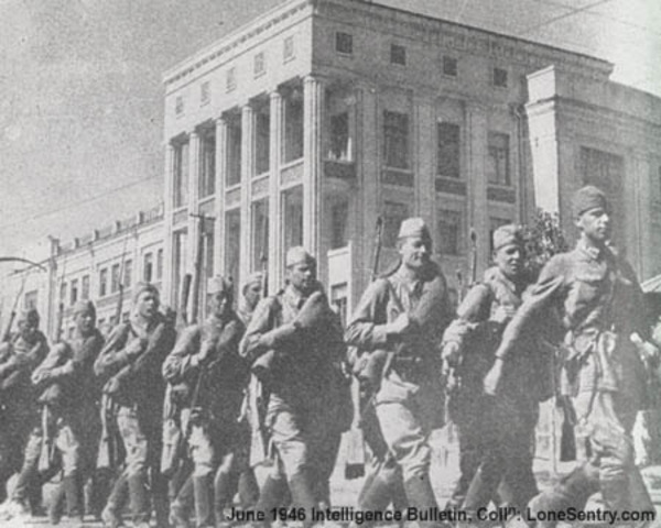 USSR wins