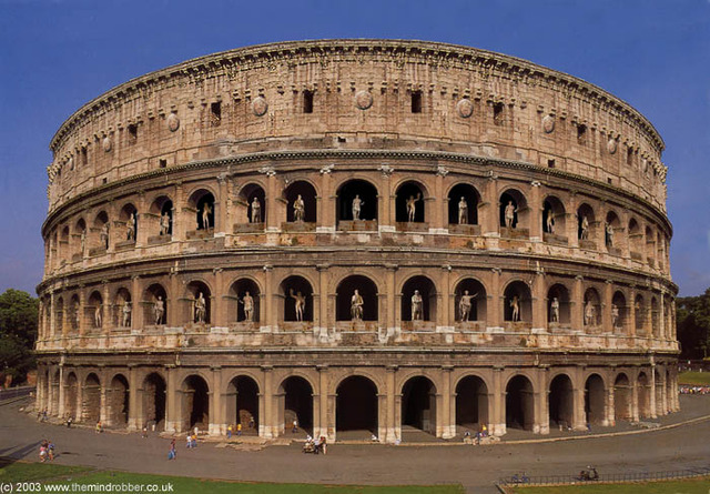 Rome under control
