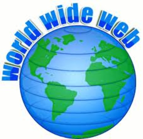 1991The World Wide Web: The World Wide Web is launched to the public